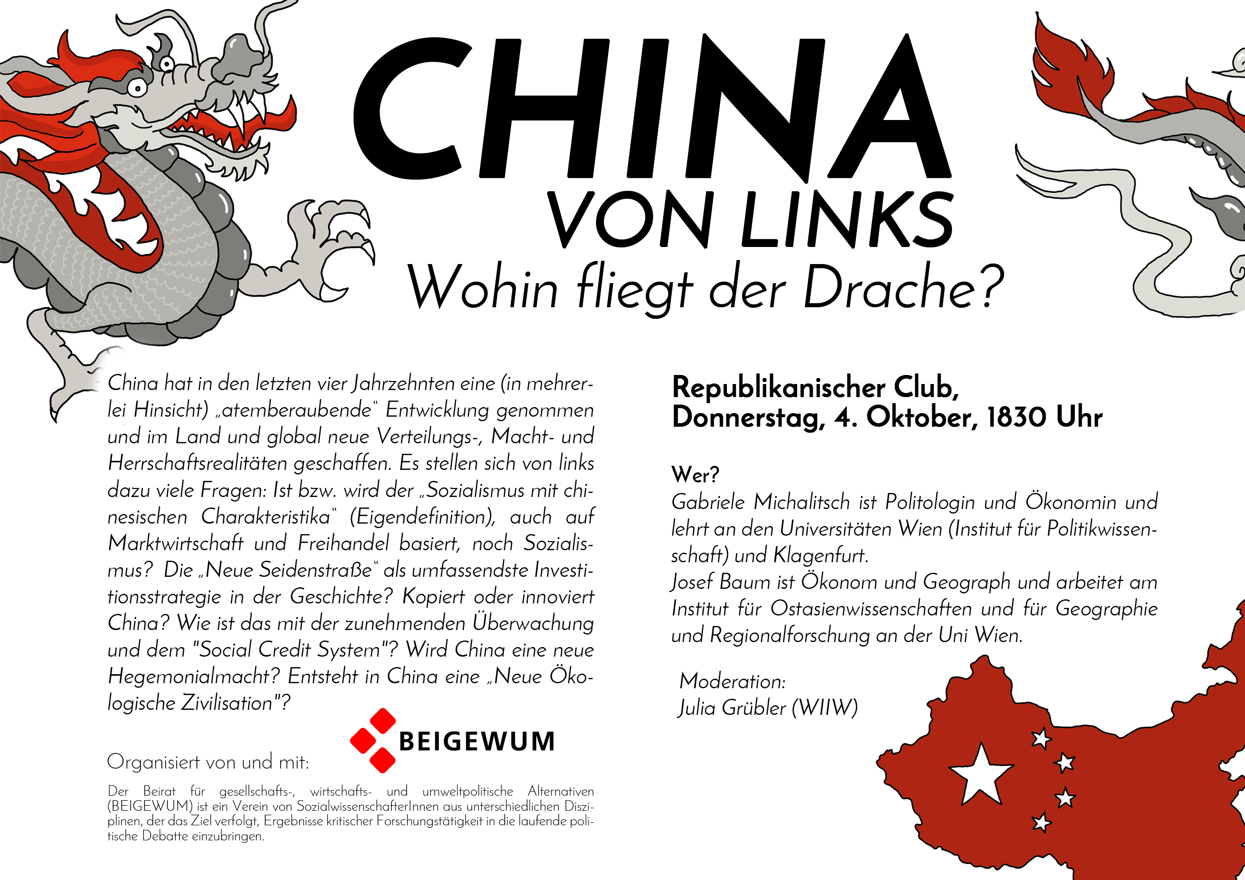 China von Links